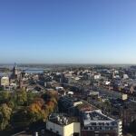 Internetmakelaars Nijmegen, uitzicht over Nijmegen