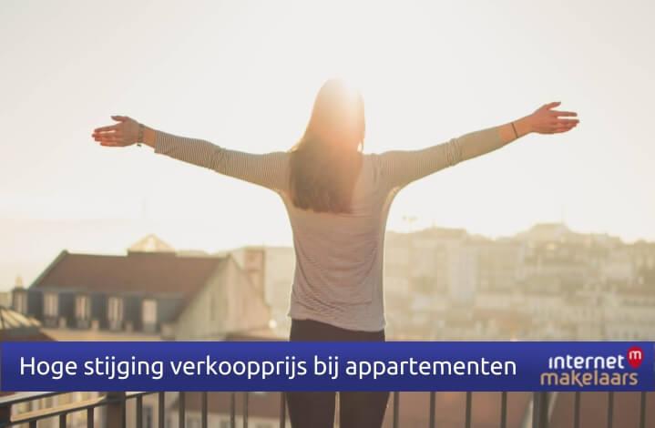Internetmakelaars Nijmegen, appartement verkopen