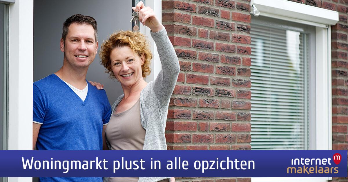 Internetmakelaars Nijmegen, woningmarkt